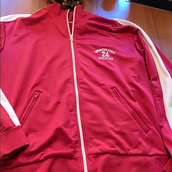 American Eagle Outfitters Tops - American Eagle Track Jacket